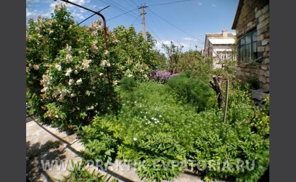 Продам дачу 44 квм на участке 4 сотки в черте города Евпатория.